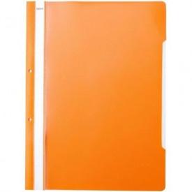 Dosar plastic portocaliu Noki