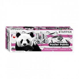 Guase Panda, 20 ml, 12 culori - STARPAK