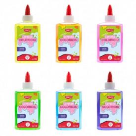 Lipici Lichid Color 147 ml Daco