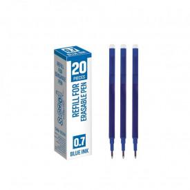 Mina cu cerneala termosensibila, albastra, 0.7 mm - S-COOL
