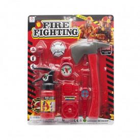 Unelte pompieri, 1 set/blister