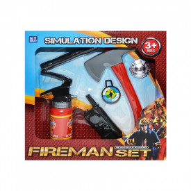 Unelte pompieri, 6 piese/ cutie