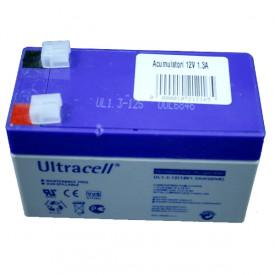 ACUMULATOR VRLA 12V 1.3A ULTRACELL