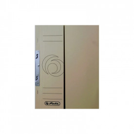 Dosar color de incopciat 1|2 320g beige Set 10 - HERLITZ