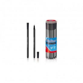 Fineliner negru, 0.4mm, 50buc/cutie - OFFISHOP
