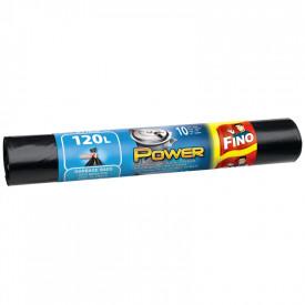 FINO SACI MENAJ POWER 120L 10BUC