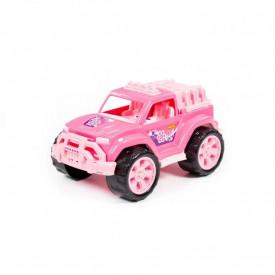 Jeep roz - Legion, 38,5x22,5x20 cm, Polesie