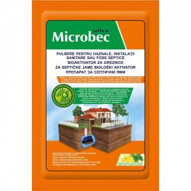 MICROBEC TRATAMENT PENTRU FOSE SEPTICE 25G