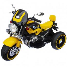 Motocicleta cu acumulator, 2 motoare, 12V, 4A