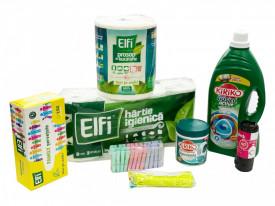 Pachet Detergent Kiriko Basico active, 8 produse
