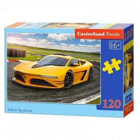 Puzzle 120 Pcs - Castorland