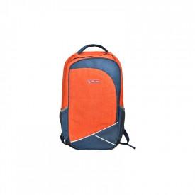 Rucsac Eclipse 46x28x13 cm suport de laptop culoare portocali