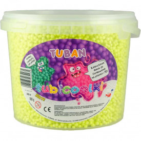 Tubicoolki - bilute polistiren, 3L, Galben - TUBAN
