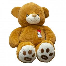 Ursulet din plus, 120 cm