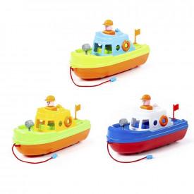 Barca de salvare, 31x14.5x17.5 cm - Polesie