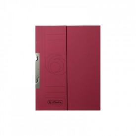 Dosar color de incopciat 1|2 320g roz inchis Set 10 - HERLITZ