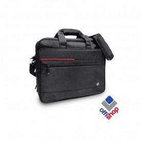 Geanta laptop, neagra, 40x14x30 cm - OFFISHOP