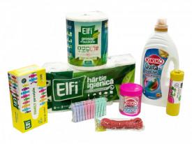 Pachet Detergent Kiriko Anti-Pete, 8 produse