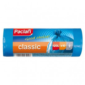 PACLAN SACI CLASIC 120L 10BUC