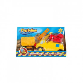Plastelino - Excavatorul de Plastelina