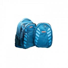 Rucsac Massa 2 in 1 46x34x22,5 cm suport de laptop albastru