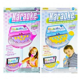 Set karaoke cu baterii, pentru copii