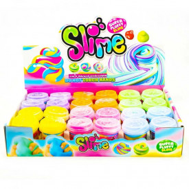 Slime Super fluffy, 40 ml