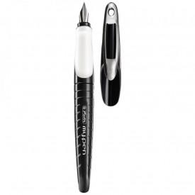 Stilou My Pen penita M negru alb - blister