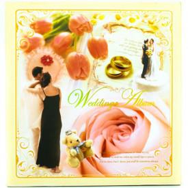 Album Foto 40 poze Wedding Crem, File Autoadezive XC33