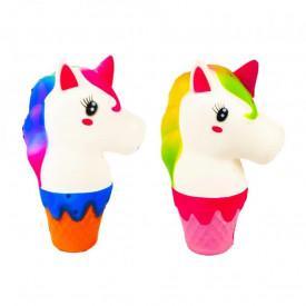 Figurina squishy, Unicorn, 15 cm