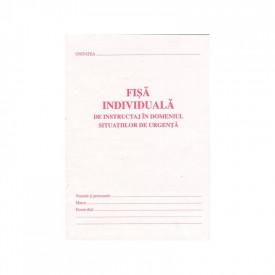 Fisa individuala PSI A5
