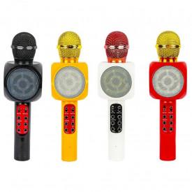 Microfon karaoke, bluetooth/joc de lumini