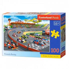 Puzzle 100 piese premium - Castorland