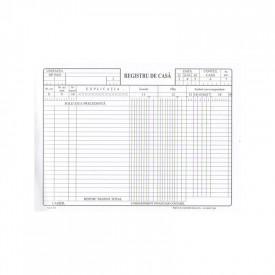 Registru de casa A4, 100 file