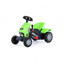 Tractor TURBO 2 cu pedale - POLESIE