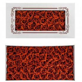 Trandafiri decorativi, din sapun, 50 buc/set - VISINIU