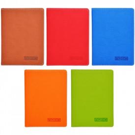 Agenda A5 nedatata, 128 file, 5 culori - NEBO