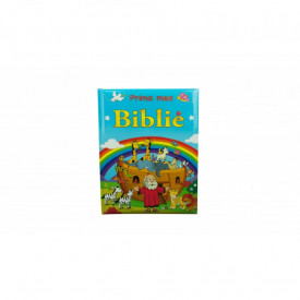 CARTE PRIMA MEA BIBLIE-FLAMINGO