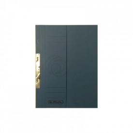 Dosar color de incopciat 1|2 320g albastru inchis Set 10-HERLITZ