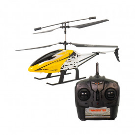 Elicopter RC, control inteligent