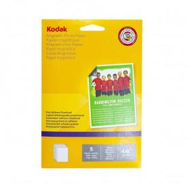Hartie foto Kodak glossy magnetica 4R