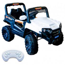 Jeep cu acumulator, 2 motoare, 12V, 7A