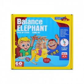 Joc de construit, Elefant
