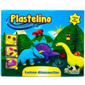 Joc Plastelino Lumea Dinozaurilor Noriel