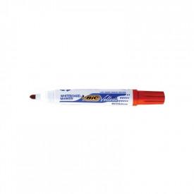 Marker ECO Velleda 1701 rosu 12/cutie - BIC