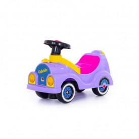 Masinuta Cabriolet, fara pedale, 57,5x27,5x38 cm, Polesie