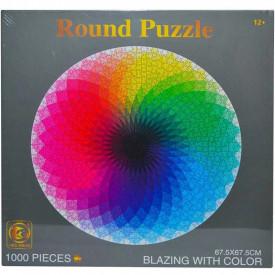 Puzzle carton, in cutie