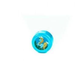 Stampila tusata albastru Poveste SA119 Daco