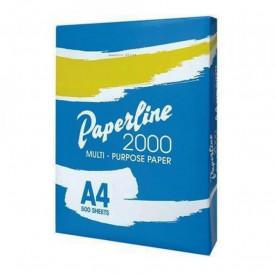 Hartie PAPERLINE 2000, A4, 75 g/mp, 500 coli/top