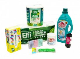 Pachet Detergent Kiriko Dezinfectant, 8 produse